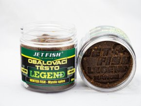 250g těsto Legend Range : WINTER FISH_MYSTIC SPICE