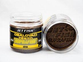 250g těsto Supra Fish : JÁTRA  + 10% sleva platná ihned po registraci pro všechny