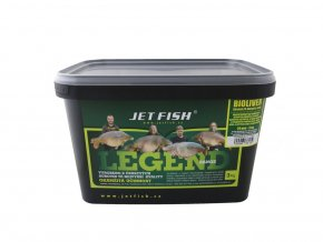 Legend Range boilie 3kg - 20mm : BIOLIVER_ANANAS/N-BUTYRIC