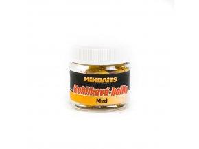 Rohlíkové boilie 50ml - Med