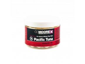 CC Moore Pacific Tuna - Plovoucí boilie bílé 13/14mm 35ks  + 10% sleva platná ihned po registraci pro všechny