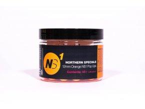 CC Moore NS1 - Plovoucí boilie NS1 oranžová 12mm 45ks  + 10% sleva platná ihned po registraci pro všechny