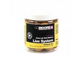 CC Moore Live system - Neutrální boilie 18mm 35ks