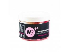 CC Moore NS1 - Plovoucí boilie NS1+ růžová 14mm 35ks  + 10% sleva platná ihned po registraci pro všechny