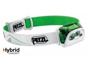 Petzl čelovky - Actik zelená  + 10% sleva na tento produkt za registraci  + DOPRAVA zdarma