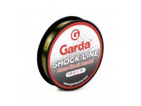 Garda šokové vlasce - Shock line šokový vlasec 50m 0,45mm  + 10% sleva platná ihned po registraci pro všechny