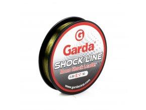 Garda šokové vlasce - Shock line šokový vlasec 50m 0,50mm  + 10% sleva platná ihned po registraci pro všechny
