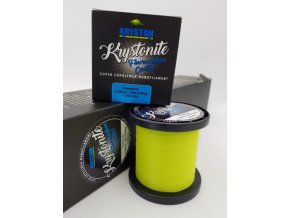 Kryston vlasce - Krystonite Super Mono 0,36mm 15lb 1000m fluo
