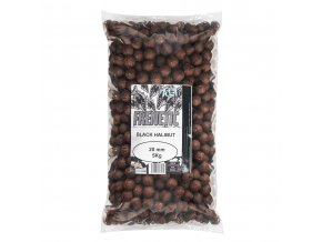 FRENETIC A.L.T. BOILIES BLACK HALIBUT 24MM 5KG