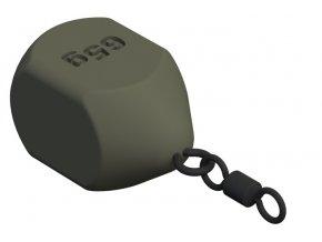 Cube s očkem a obratlíkem 40  Slevněte si produkt na 18 Kč za pouhou registraci na webu