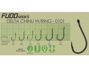 Fudo Delta Chinu Ringed 10 (bal.9ks)