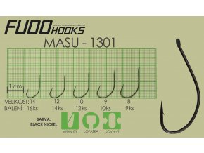 Fudo Masu 9 (bal.10ks)  + 10% sleva platná ihned po registraci pro všechny