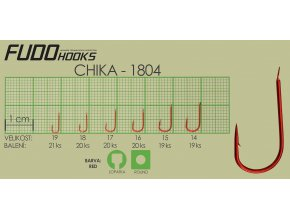 Fudo Chika 14 (bal.19ks)  + 10% sleva platná ihned po registraci pro všechny