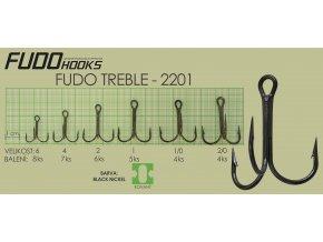 Fudo Treble 4 (bal.7ks)  + 10% sleva platná ihned po registraci pro všechny
