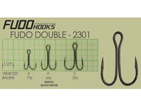 Fudo Double 4 (bal.6ks)  + 10% sleva platná ihned po registraci pro všechny