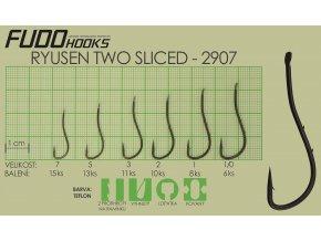 Fudo Ryusen Two Sliced 1 (bal.8ks)  + 10% sleva platná ihned po registraci pro všechny