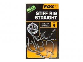 EDGES™ Stiff Rig Straight  + 10% sleva platná ihned po registraci pro všechny