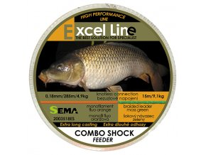 Combo Shock Feeder 0,18mm  + 10% sleva platná ihned po registraci pro všechny