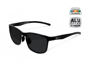 Polarizační brýle Delphin SG BLACK černá skla  + 10% sleva platná ihned po registraci pro všechny
