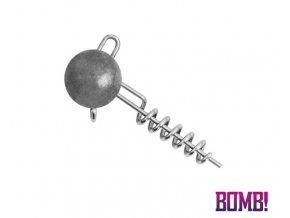 BOMB! Twisto JIGER / 3ks 25g  + 10% sleva platná ihned po registraci pro všechny