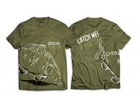 Tričko Delphin Catch me!  + 10% sleva platná ihned po registraci pro všechny