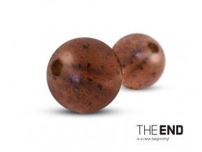 Nárazové kuličky THE END / 60ks