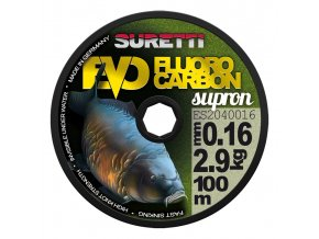 AKCE Supron Fluorocarbon 0,18mm