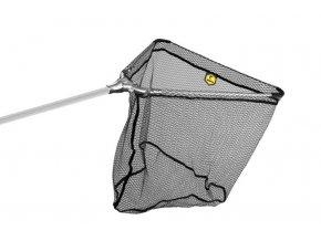 Podběrák Delphin kovový střed, pogumovaná síťka