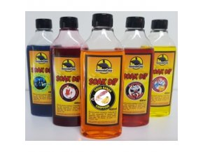 genesis carp soakdip squid banan 400ml (2)