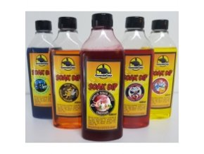 genesis carp soakdip garlic squid spice 400ml