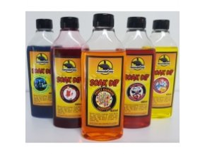 genesis carp soakdip sweet rainbow 400ml