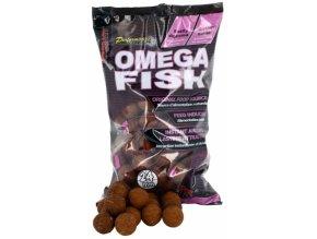 Omega Fish - Boilie potápivé 1kg 24mm