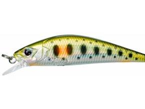 Gamera 5,4cm SHW Spot Green Trout  + 10% sleva platná ihned po registraci pro všechny