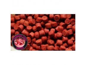 genesis carp pellet truskawka 18mm 1kg