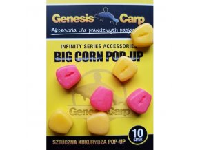 big corn pop up kukurydza genesis