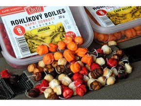 39(3) rohlikovy boilies 8 mm 30 g