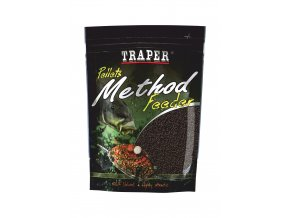 TRAPER METHOD FEEDER PELETY ANANAS 2 mm / 500 g