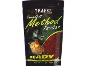 TRAPER KRMÍTKOVÁ SMĚS METHOD FEEDER READY FISH MIX 750 g