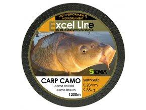 Carp camo hnědá 0,33  + 10% sleva platná ihned po registraci pro všechny