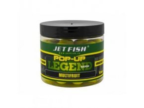 plovouci boilie jet fish legend range pop up multifruit 20mm 60gr kod 192554