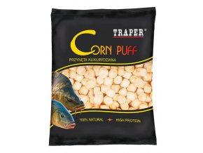 Pufovaná kukuřice Med 8mm 20g  + 10% sleva platná ihned po registraci pro všechny