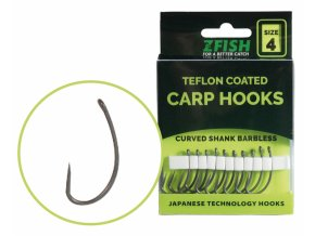 curved shank barbless 1