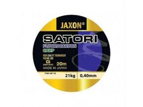 433189945.jaxon fir fluorocarbon jaxon satori carp 20m 0 40mm 21kg wts zj sagc040f