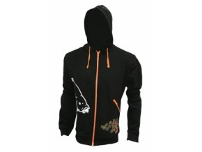 Zfish Mikina Hoodie Distance Casting XL