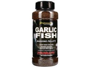Garlic Fish Pelety Bagging 700g  + 10% sleva platná ihned po registraci pro všechny