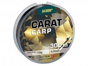 JAXON VLASEC CARAT CARP 0,25MM 300M  + 10% sleva platná ihned po registraci pro všechny