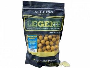 jet fish legend range boilie protein bird multifruit prumer 20 mm baleni 1 kg