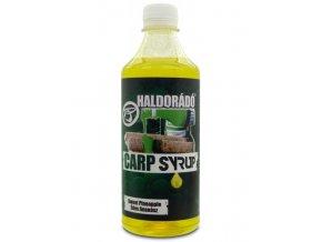 Haldorado carp syrup sladky ananas 600x800
