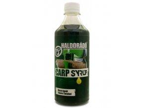 Haldorado carp syrup cierny kalamar 600x800
