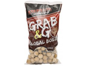 Global Boilies VANILLE 20mm 1kg  Slevněte si produkt na 121,50 Kč za pouhou registraci na webu